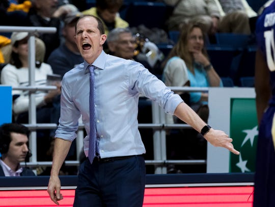 Mike Hopkins has his team in postseason contention