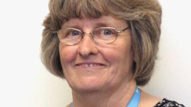 Julie Bevitt, benefits analyst, retired from the Kansas Public Employees Retirement System on Sept. 4.