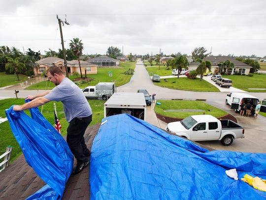 The Small Business Administration has opened up low-cost loans for Hurricane Irma repair.