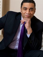 """Actor Harry Lennix (""""The Five Heartbeats,"""" """"The Blacklist"""") stars in """"Take the Soul Train to Christmas."""""""