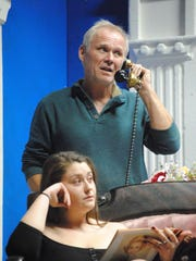 """The Las Cruces Community Theatre's production of """"Lend Me a Tenor"""" runs from Friday, Jan.19through Feb.4."""