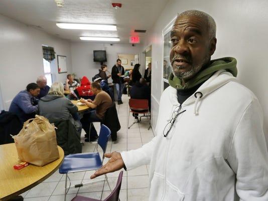 LAF Homeless Options