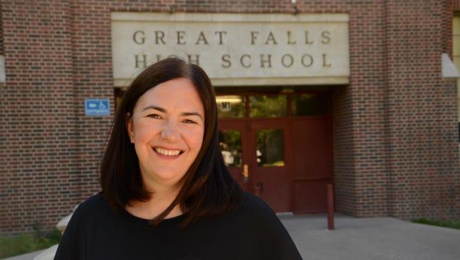 Kathy Van Tighem, counselor at Great Falls High, is the Tribune's Hometown Hero for June.