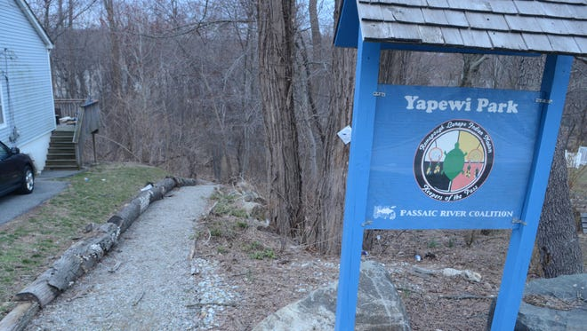 Yapewi Park is one of the properties in the Passaic River Coalition's land trust.