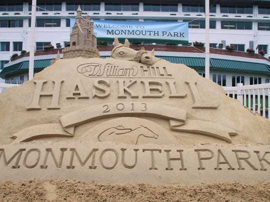 Monmouth Park officials are hoping Triple Crown winner American Pharoah will run in this year's William Hill Haskell Invitational on Aug. 2.