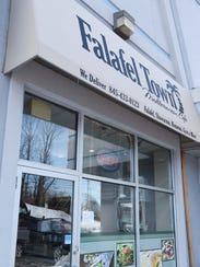 Falafel Town, located on North Road in the Town of
