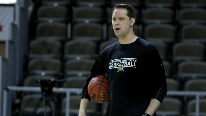 Northern Kentucky University head coach John Brannen has received many compliments from his fellow coaches for leading his team to the NCAA tournament in 2017.