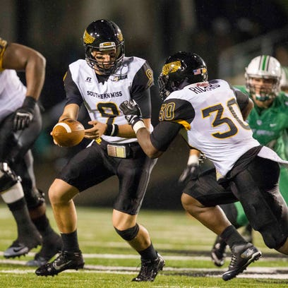 Southern Miss boasts the nation's eighth-ranked offense