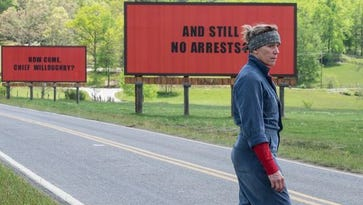 Answer Man: The 'Three Billboards' ended up where?