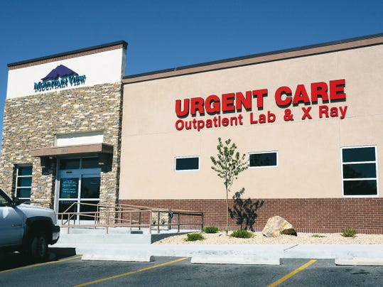 MountainView Regional Medical Center Urgent Care Family Care, 3485 Northrise Drive, is the newest walk-in clinic from Prestige Development Group.