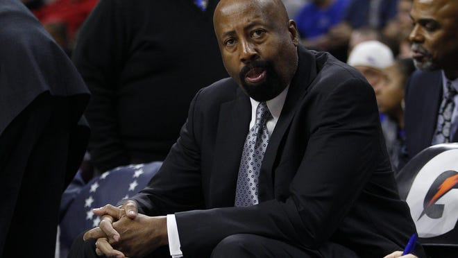 Mike Woodson, the only Knicks coach to win a playoff series in the last two decades and the last one to even reach the postseason, is coming back to New York as an assistant on Tom Thibodeau's staff. Woodson was one of the assistant coaches announced Friday by the Knicks, who hired Thibodeau as their coach last month.