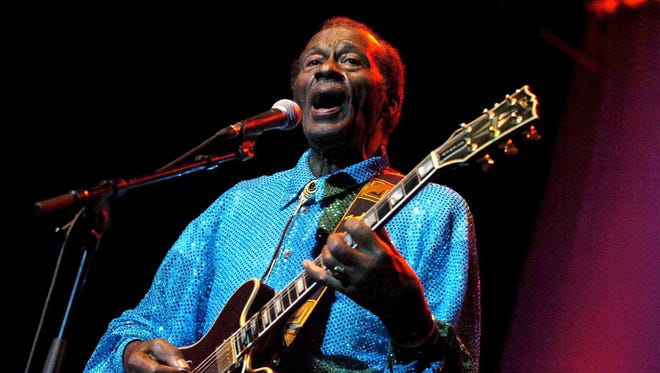 Rock legend Chuck Berry has died at age 90.