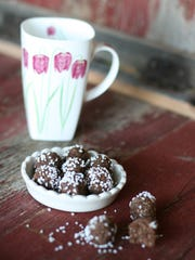 Swedes sit down for fika with a cup of coffee and, often, these no-bake chocolate-oat cookies.