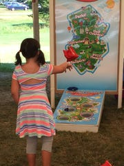 Government tents at the Somerset County 4-H Fair offer free fun, games and prizes from 10 a.m. to 10 p.m. from Aug. 8 daily at North Branch Park, located at 355 Milltown Road in Branchburg.