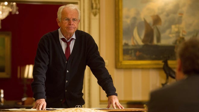 William Devane as President Jame Heller in '24: Live Another Day.'