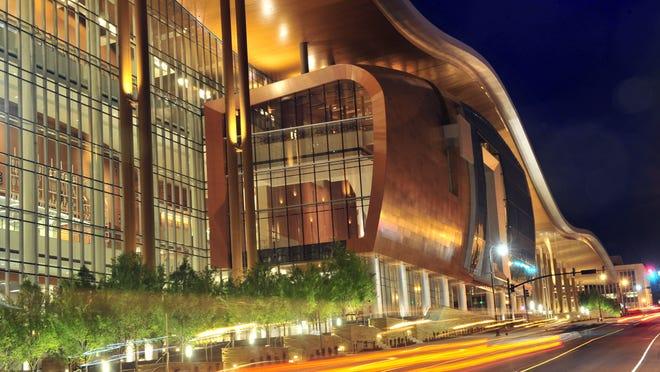 The 2015 Congress of Cities runs Wednesday through Saturday at Music City Center.