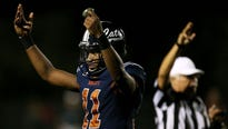 Vail Cienega senior quarterback Jamarye Joiner was wooed by Central Florida and Alabama, among others, since the firing of coach Rich Rodriguez
