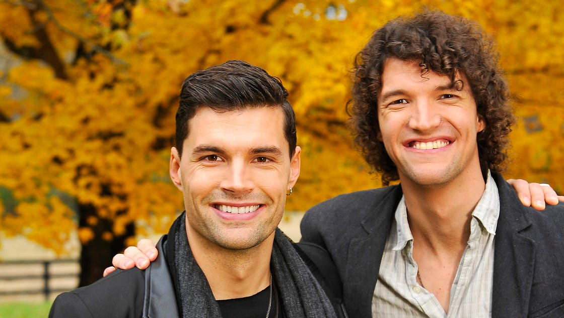 For King & Country make feature film