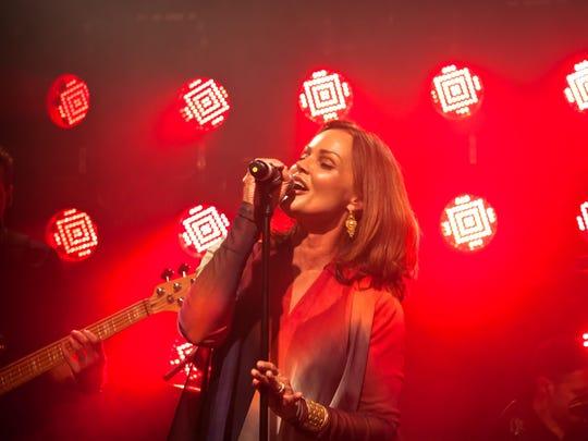 Belinda Carlisle performs Saturday at Resorts in Atlantic City.