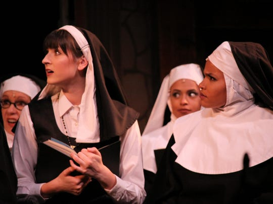 """""""Sister Act"""" runs through July 16 at Plays in the Park."""