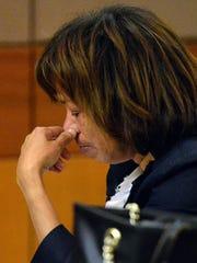Former teacher Pamela Cleveland of Dunbar Elementary