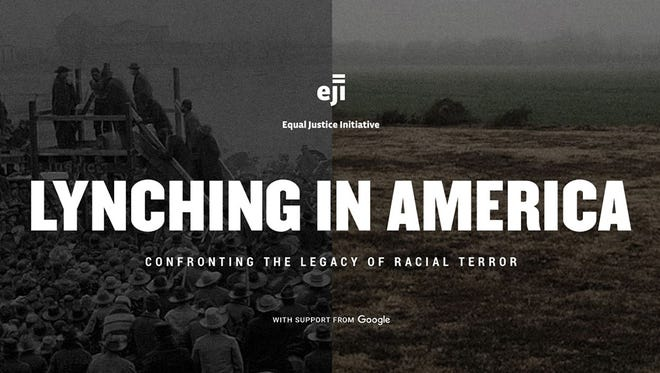 With help from Google, EJI created the website, Lynching in America, featuring information and accounts of the history of lynching in the South.