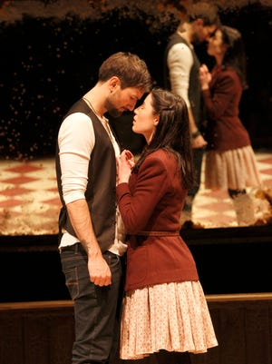 """""""Once"""" plays the Weidner Center on Feb. 25."""