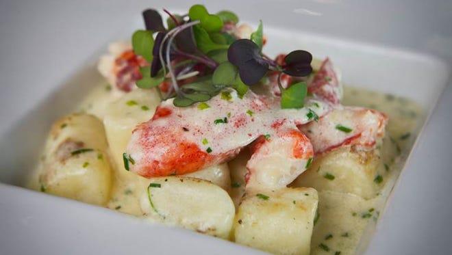 Posana's lobster mac and cheese.