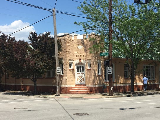 The new location of Falls City Brewing's operations