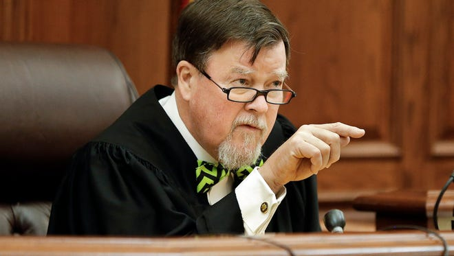 Judge C. Creed McGinley