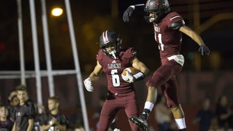 Join azcentral sports at 6:30 p.m. Friday for live chat updates about Arizona high school football games.