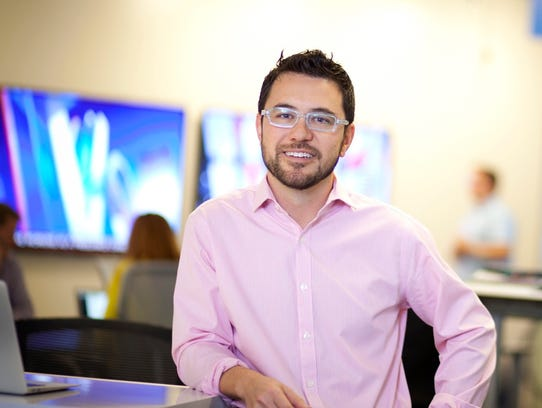 Drive Capital's talent partner Robert Hatta