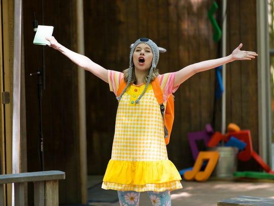 """Owens performs in """"Listen, Wilhelmina!"""" at Wolf Trap"""