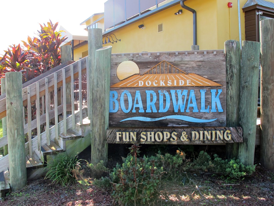 Brookline Cos. purchased Dockside Boardwalk and a nearby