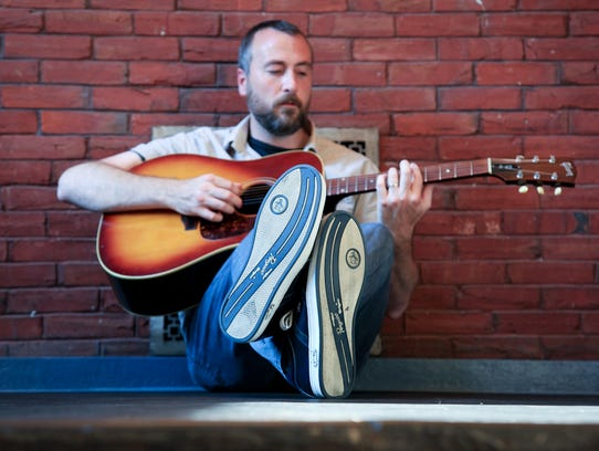 John Howkins of Oaklyn, will play Collingswood Porchfest