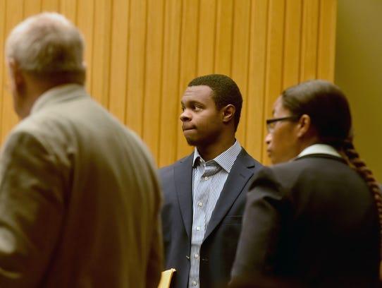 Defendant Chris Bassett represented by T. Scott Jones