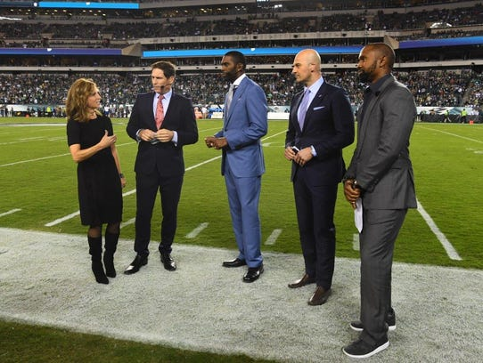 "ESPN's ""Monday Night Countdown"" crew won't just report"