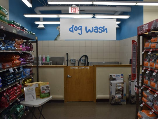 Pet Supplies Plus of Chester also features a self-service