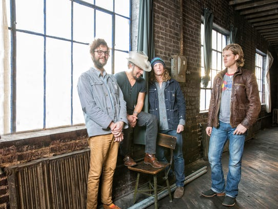 The Black Lillies performs Friday at the Back Room
