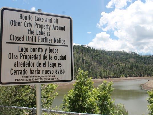 Bonito Lake File Photo