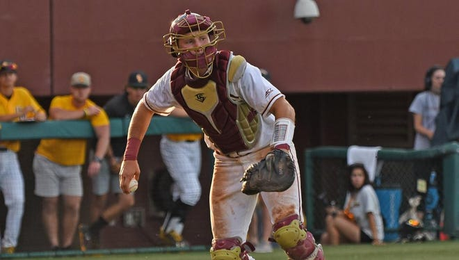 Smoky Mountain alum Cal Raleigh is a freshman catcher for Florida State.
