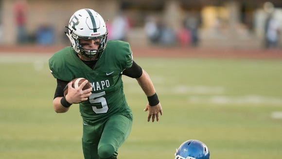 Ramapo QB A.J. Wingfield has been stellar through the Raiders' first six games.