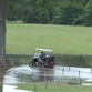 Photos: Flooding at Rebsamen Golf Course