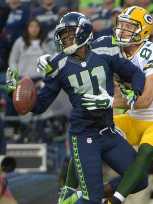 By season's end, Seahawks CB Byron Maxwell was the only healthy member of the Legion of Boom.