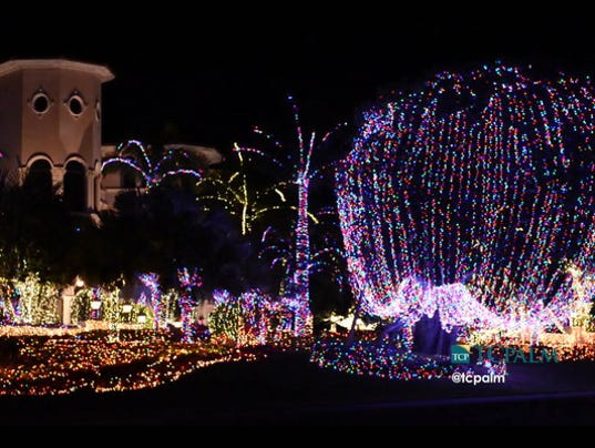 Will Jensen Beach Mansion Be Decorated With Holiday Lights