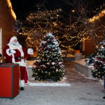 Timnath hosts annual its tree lighting on Dec. 5.