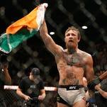 Best photos of UFC 189