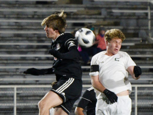 Caddo Magnet hosts Central Lafourche boys playoff soccer