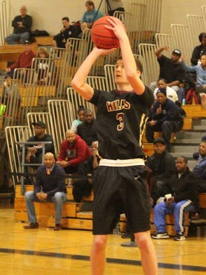 Senior shooting guard Justin Wills has developed into a complete player for Wayne Hills.