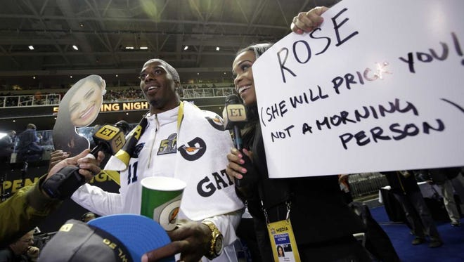 Prattville High graduate and former Alabama star Roman Harper is looking to win his second Super Bowl ring.